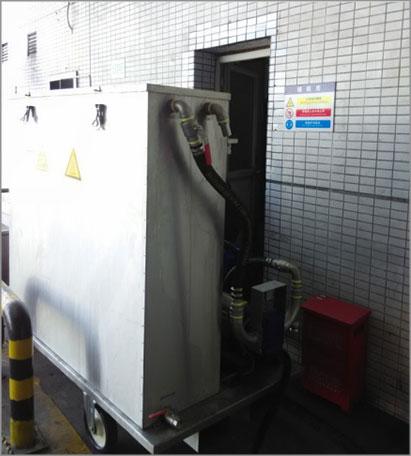 大瓶线冰水系统设备