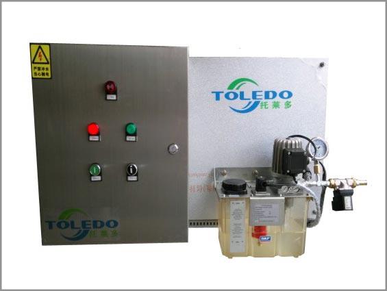 砖包输送带干润滑系统