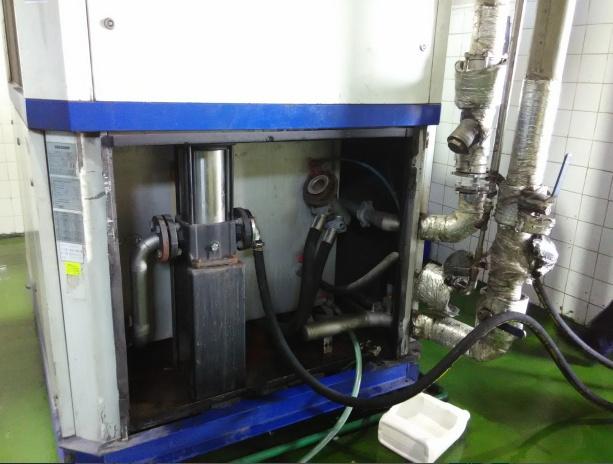 吹瓶机大瓶线冰水系统水清洗